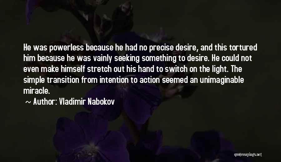 Best Precise Quotes By Vladimir Nabokov