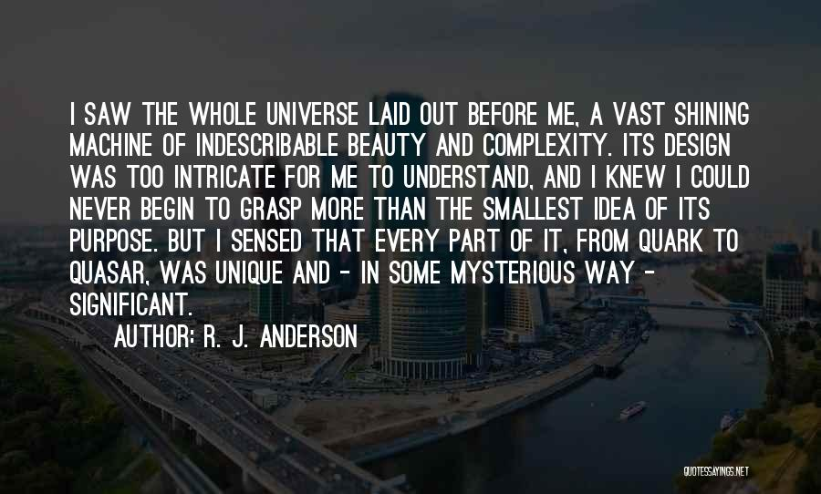 Best Quark Quotes By R. J. Anderson