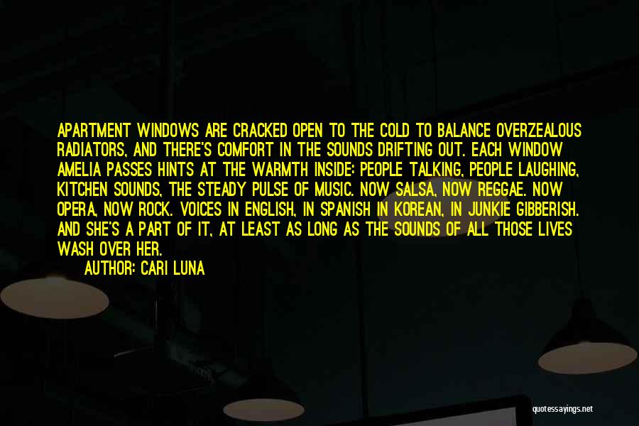 Best Reggae Music Quotes By Cari Luna