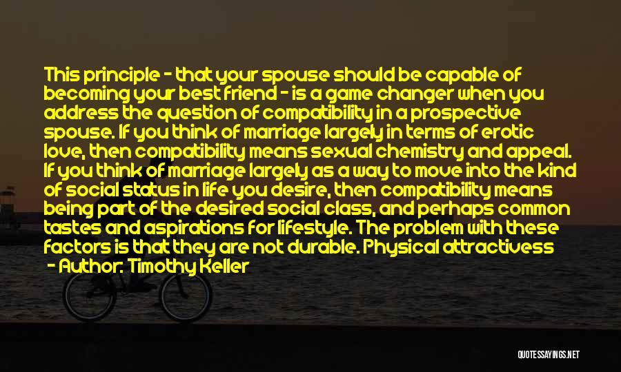 Best Relationship Problem Quotes By Timothy Keller