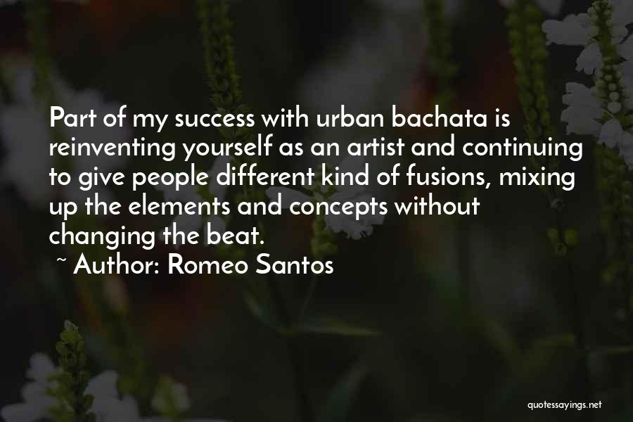 Top 10 Best Romeo Santos Quotes & Sayings