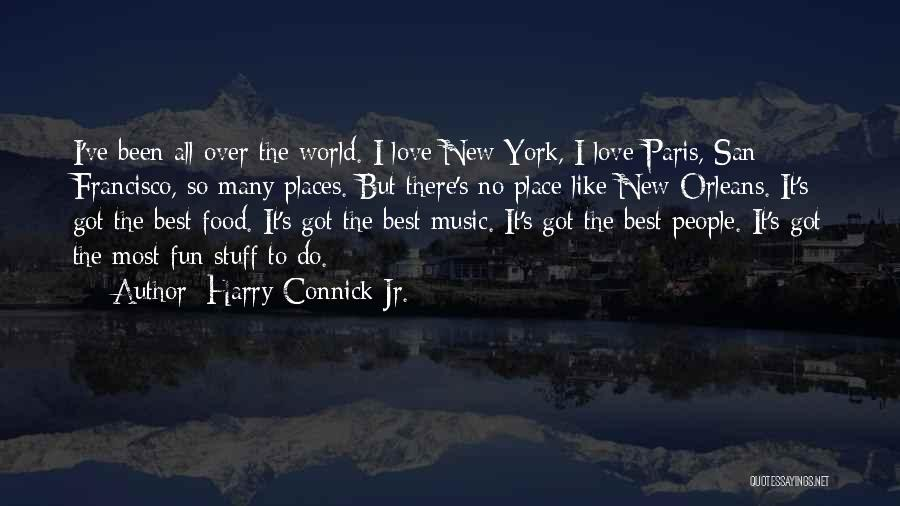 Best San Francisco Quotes By Harry Connick Jr.