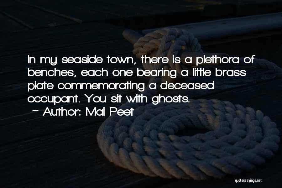 Best Seaside Quotes By Mal Peet