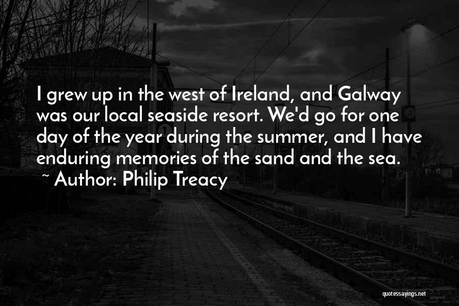 Best Seaside Quotes By Philip Treacy