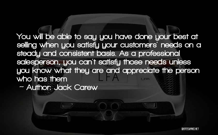 Best Selling Inspirational Quotes By Jack Carew