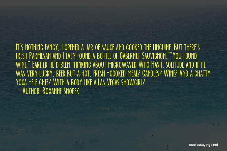 Best Showgirl Quotes By Roxanne Snopek