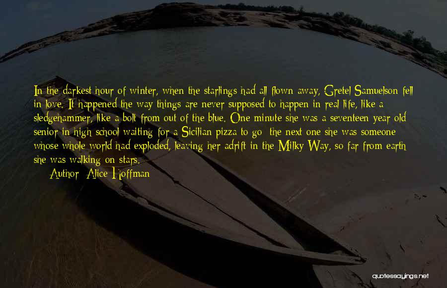 Best Sicilian Quotes By Alice Hoffman