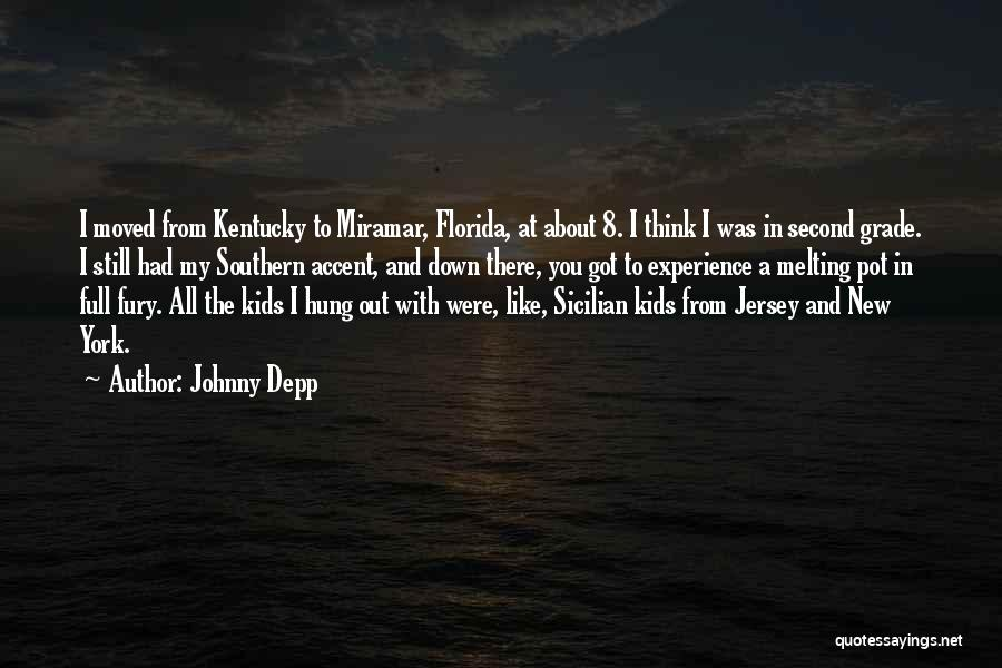 Best Sicilian Quotes By Johnny Depp