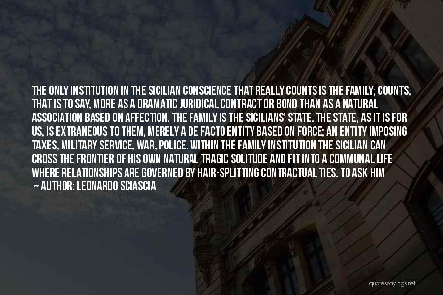 Best Sicilian Quotes By Leonardo Sciascia