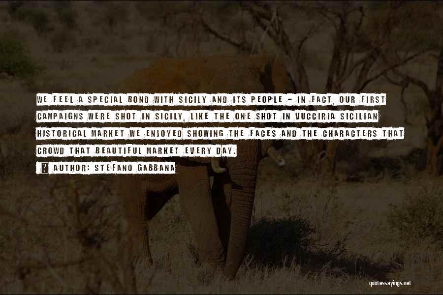 Best Sicilian Quotes By Stefano Gabbana