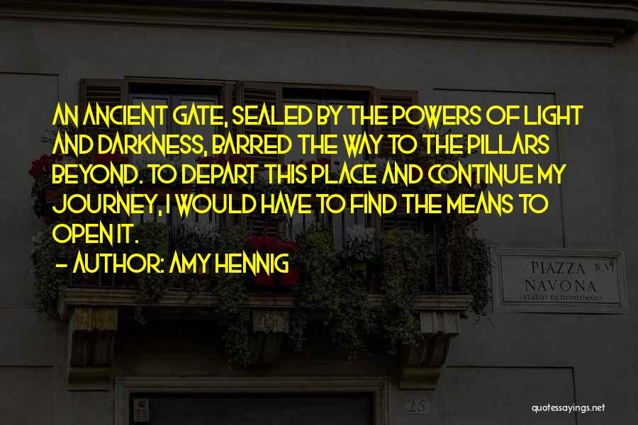 Best Soul Reaver Quotes By Amy Hennig