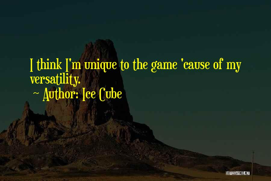 Best Still Game Quotes By Ice Cube