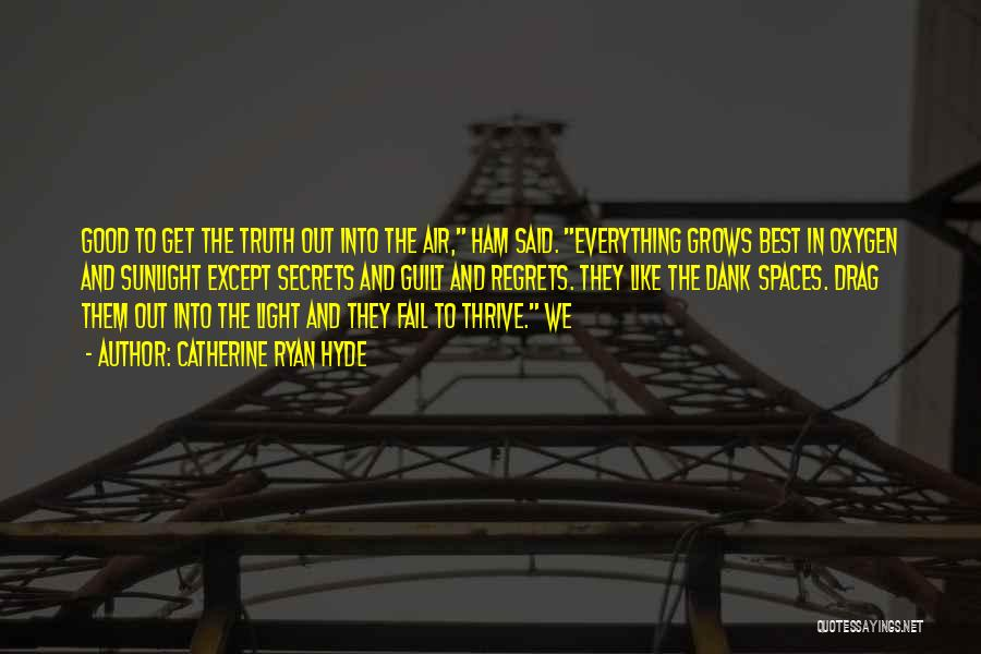 Best Sunlight Quotes By Catherine Ryan Hyde
