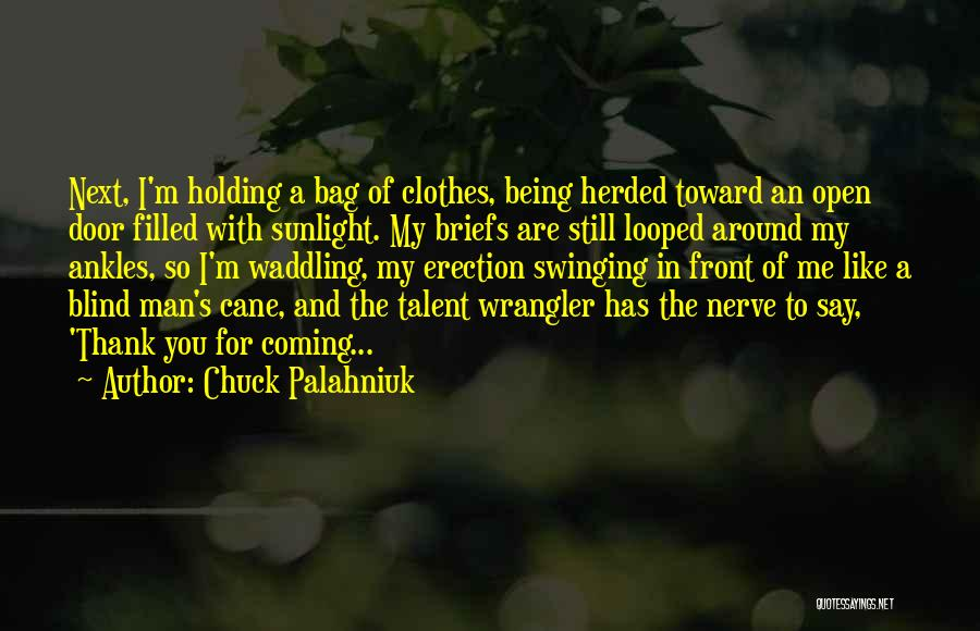 Best Sunlight Quotes By Chuck Palahniuk