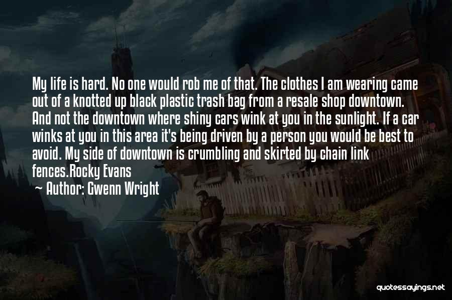 Best Sunlight Quotes By Gwenn Wright