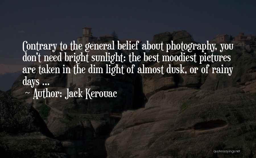 Best Sunlight Quotes By Jack Kerouac