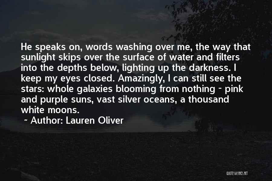 Best Sunlight Quotes By Lauren Oliver