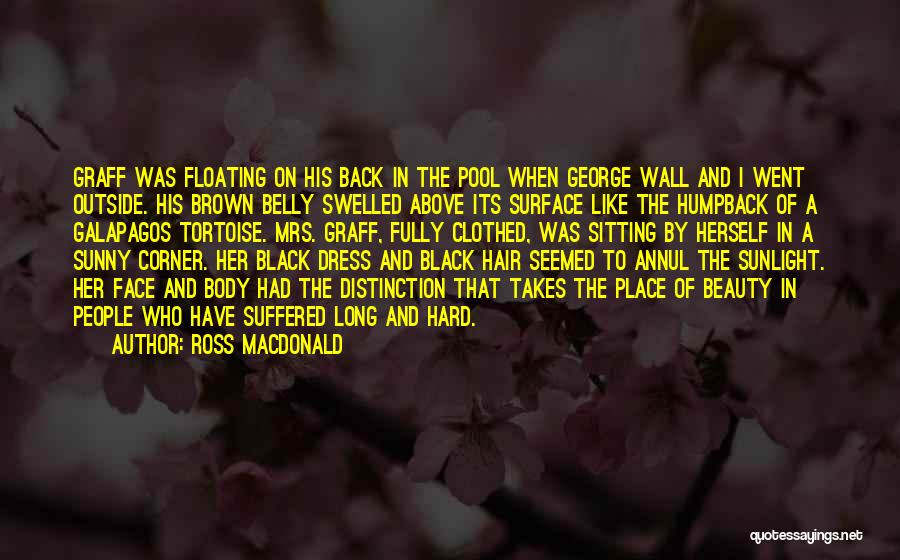 Best Sunlight Quotes By Ross Macdonald