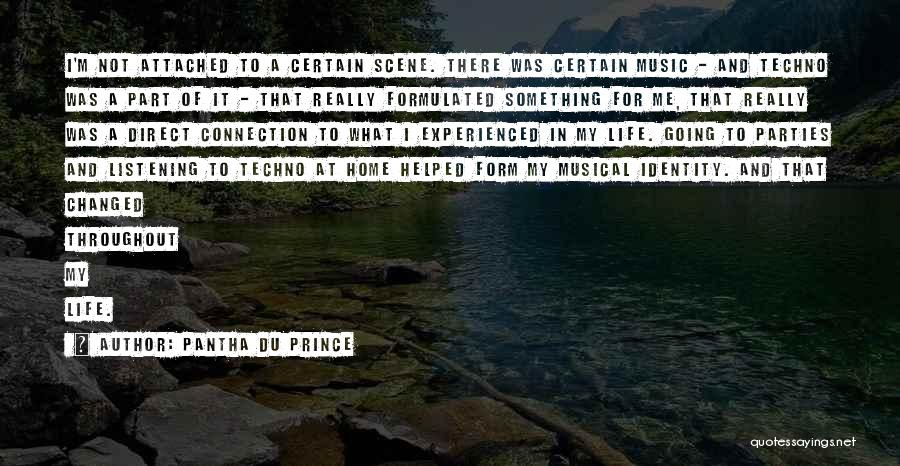Best Techno Quotes By Pantha Du Prince