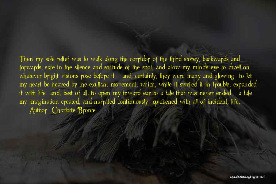 Best Third Eye Quotes By Charlotte Bronte