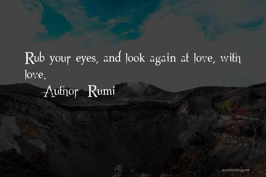 Best Third Eye Quotes By Rumi