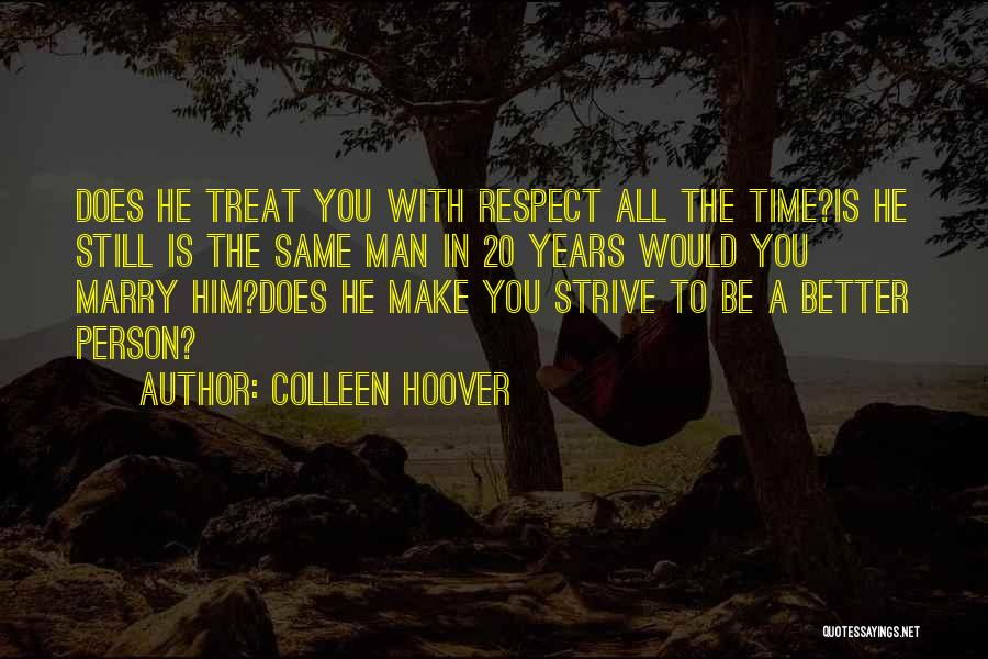 Best Time Ever Quotes By Colleen Hoover