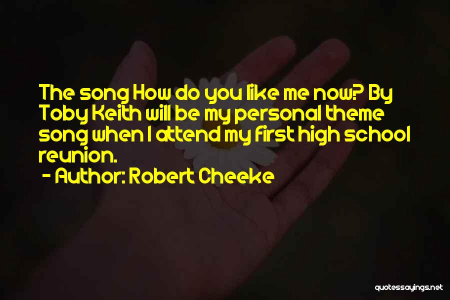 Best Toby Keith Quotes By Robert Cheeke