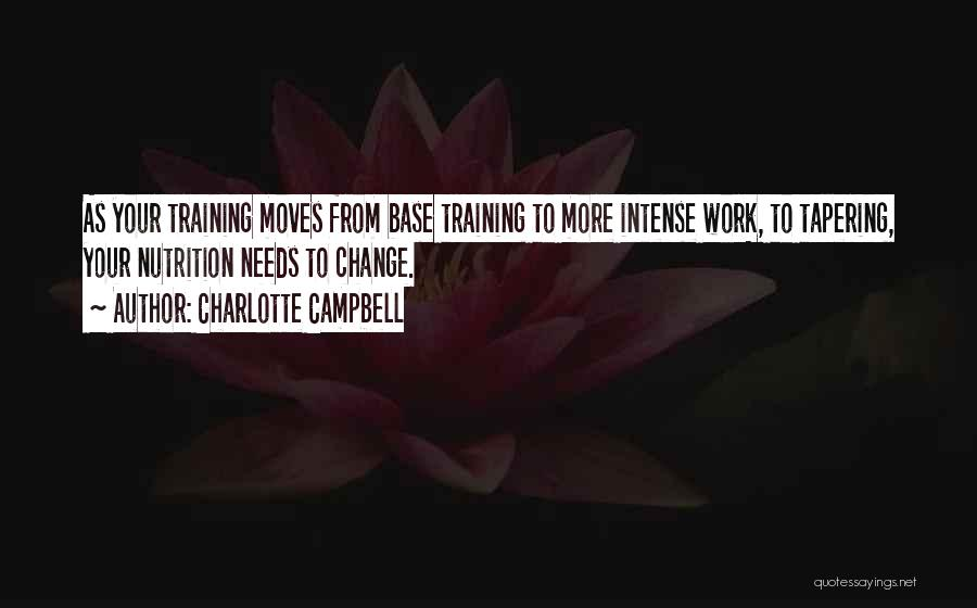 Best Triathlon Quotes By Charlotte Campbell