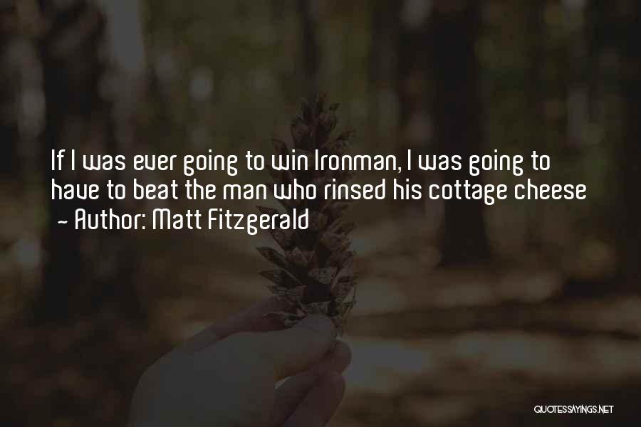 Best Triathlon Quotes By Matt Fitzgerald