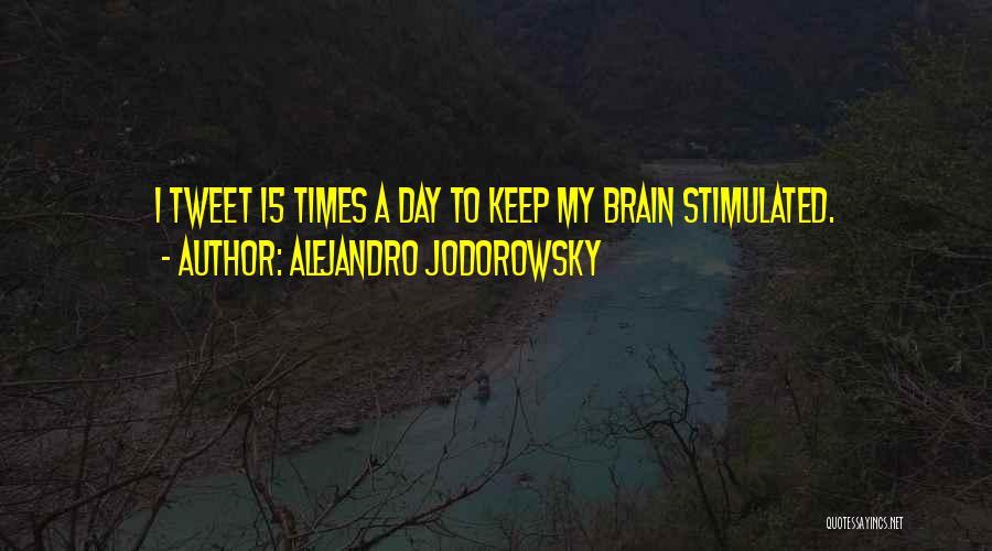 Best Tweet Quotes By Alejandro Jodorowsky
