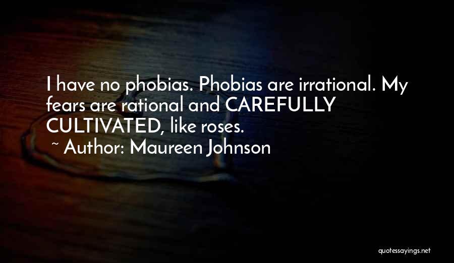Best Tweet Quotes By Maureen Johnson