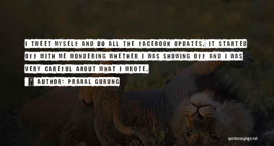 Best Tweet Quotes By Prabal Gurung