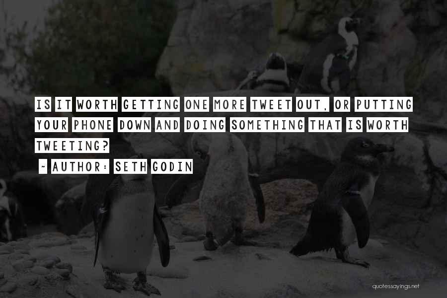 Best Tweet Quotes By Seth Godin