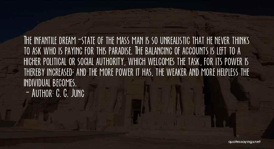 Best Unrealistic Quotes By C. G. Jung