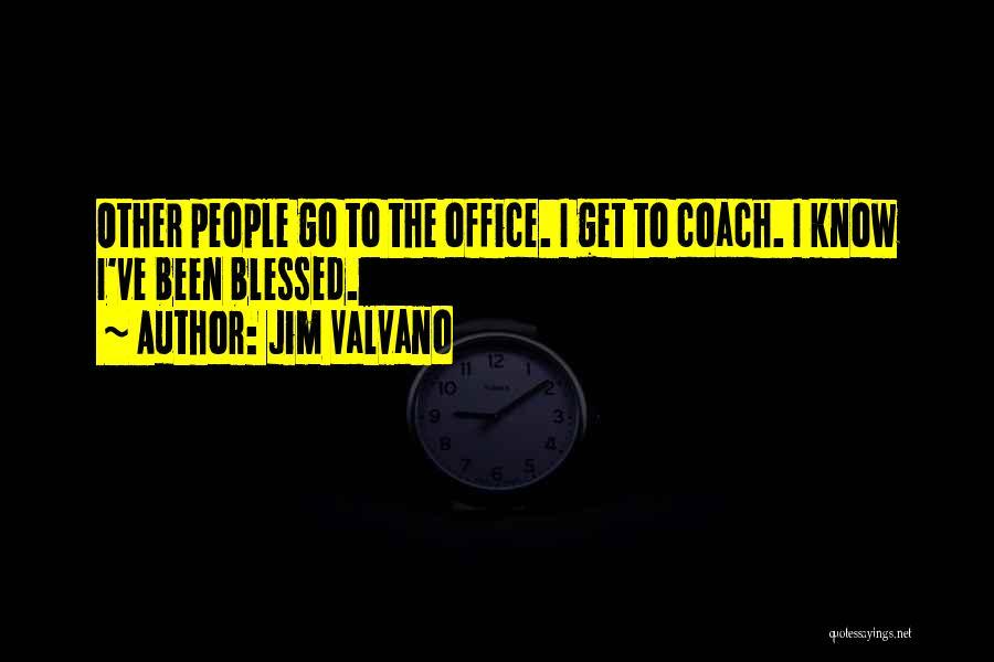 Best Valvano Quotes By Jim Valvano