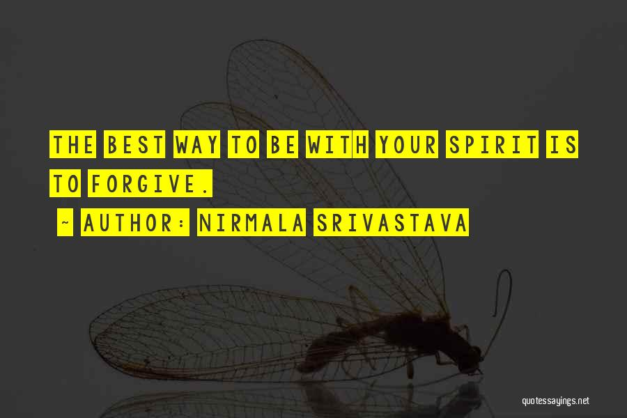 Best Way To Love Quotes By Nirmala Srivastava