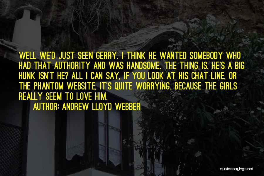 Best Website Quotes By Andrew Lloyd Webber