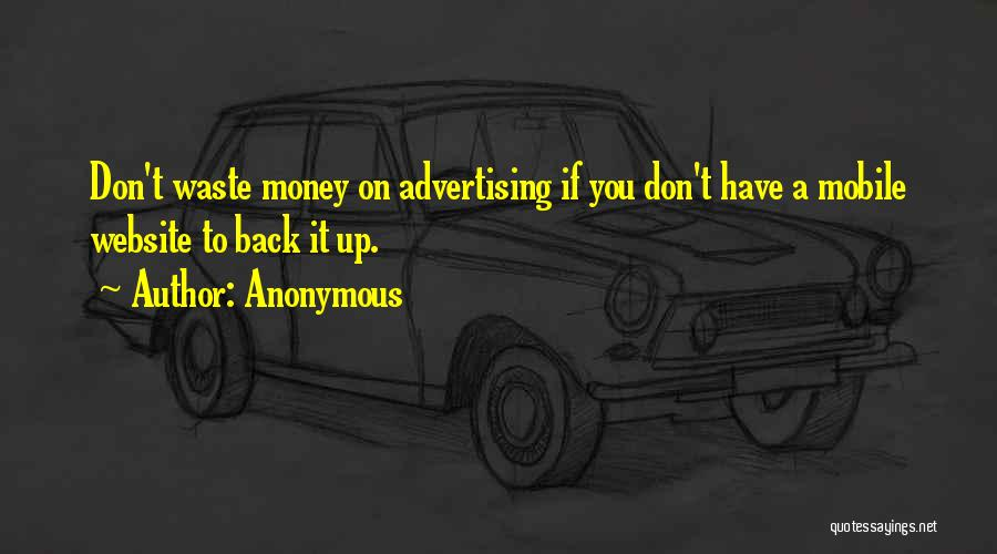 Best Website Quotes By Anonymous