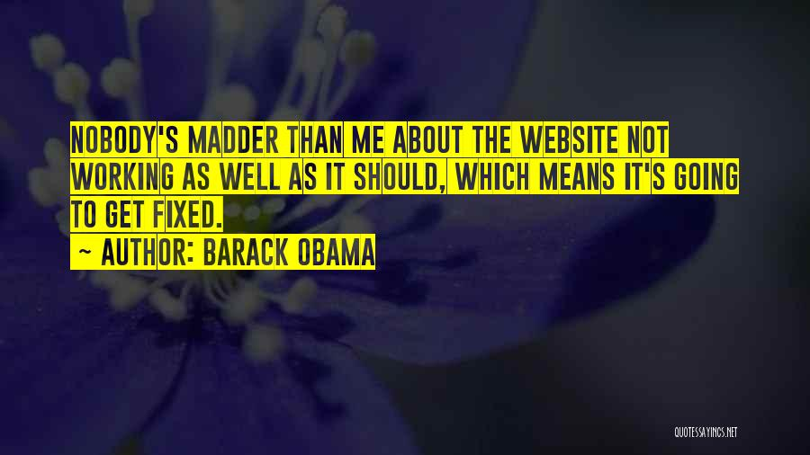 Best Website Quotes By Barack Obama