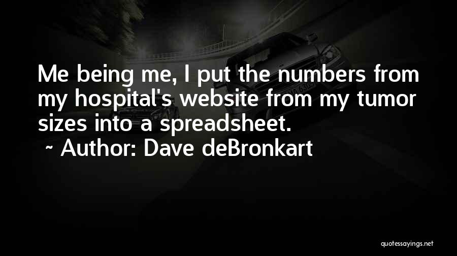 Best Website Quotes By Dave DeBronkart