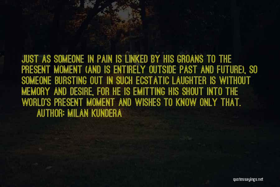 Best Wishes In Your Future Quotes By Milan Kundera