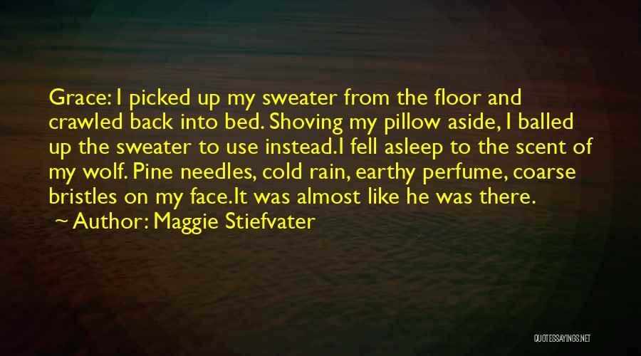 Best Wolf's Rain Quotes By Maggie Stiefvater