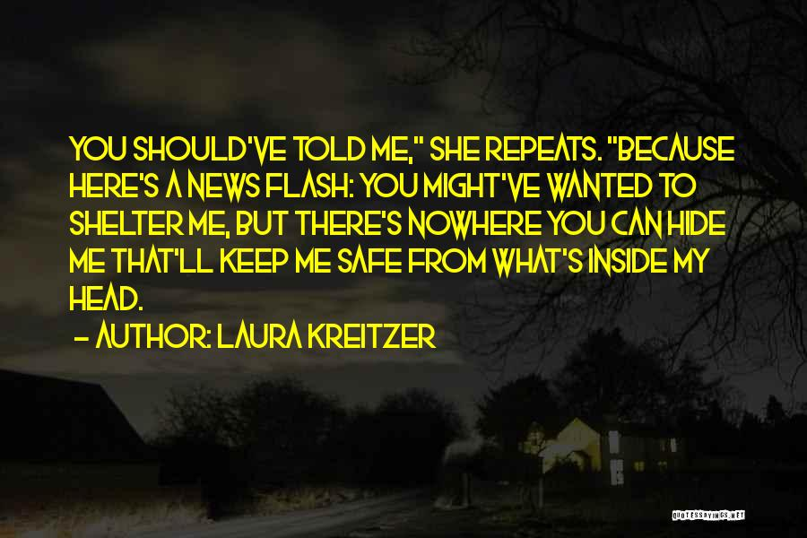 Best Ya Love Quotes By Laura Kreitzer