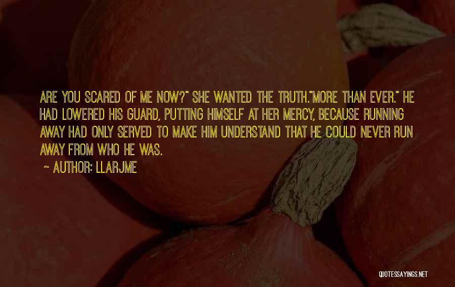 Best Ya Love Quotes By Llarjme