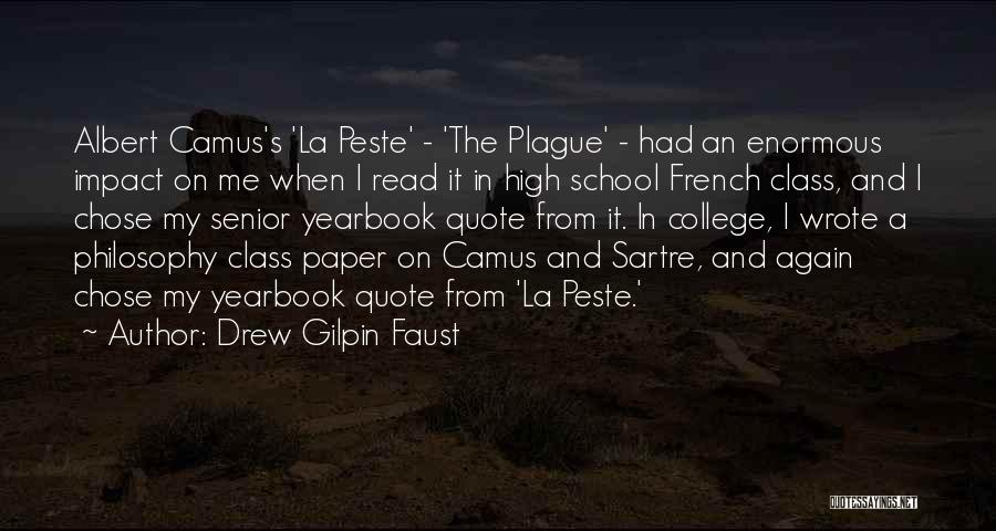 Best Yearbook Quotes By Drew Gilpin Faust