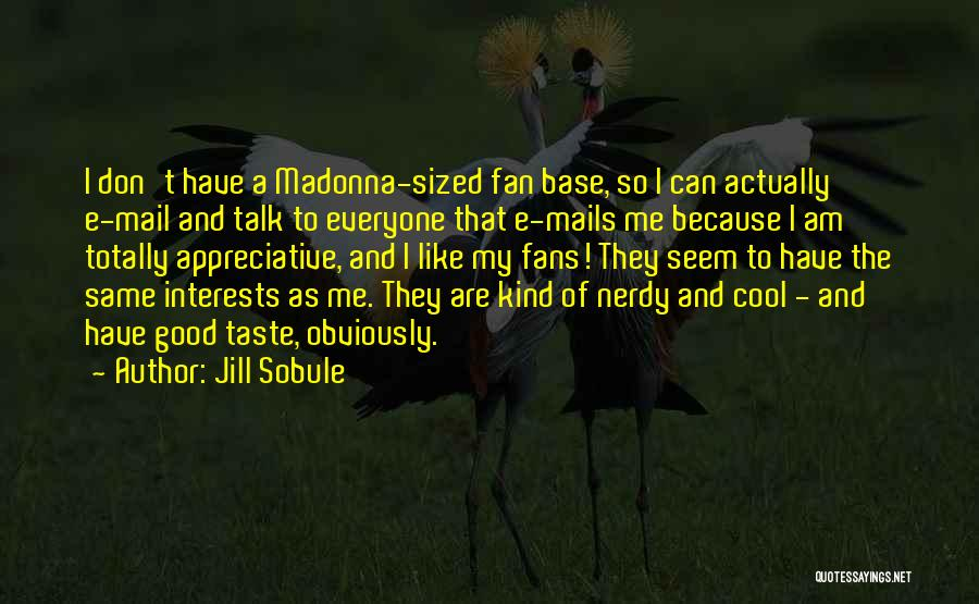 Best You Got Mail Quotes By Jill Sobule