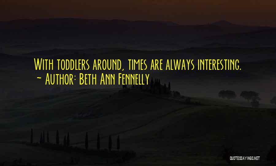 Beth Ann Fennelly Quotes 1422157