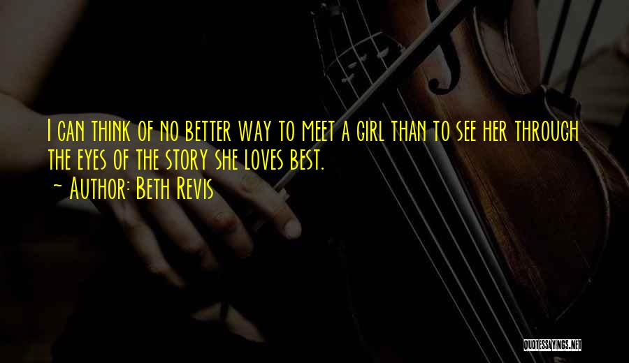 Beth Revis Quotes 1049226