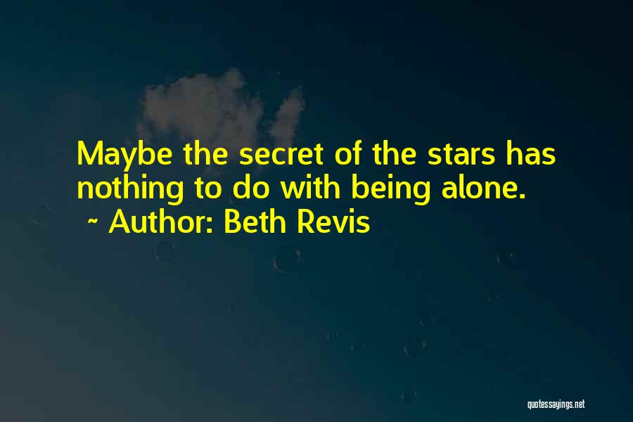 Beth Revis Quotes 1057660