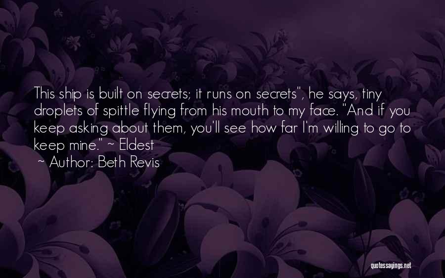 Beth Revis Quotes 1190961